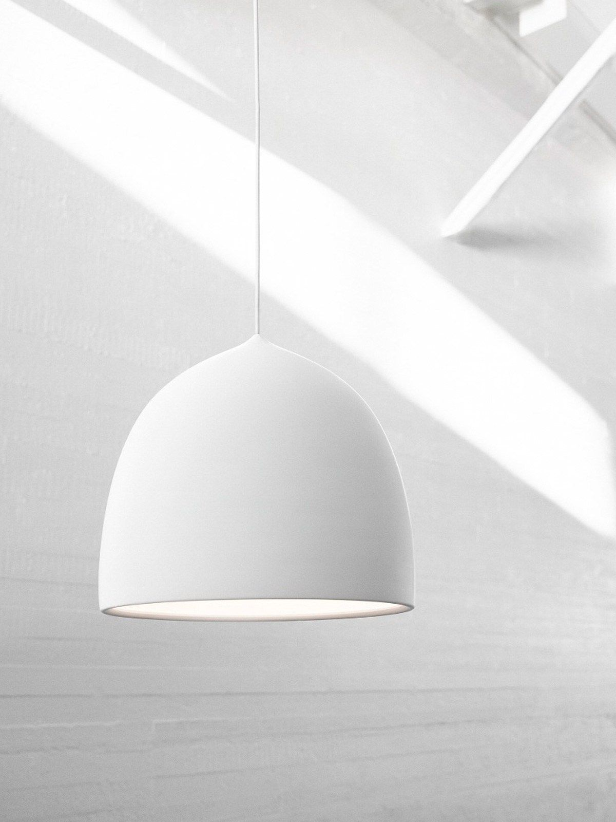 SUSPENCE P2   Anhänger lampen, Lampe weiß