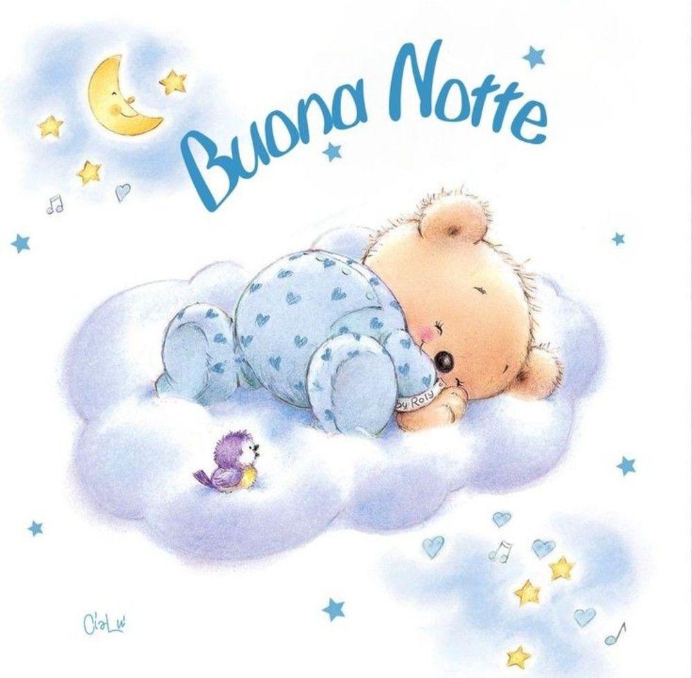 Immagini Buonanotte Orsetto Immagini Buonanotte