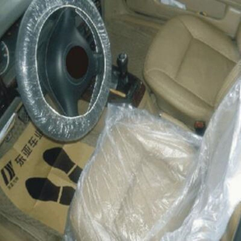 Disposable Car Seat Cover Sets