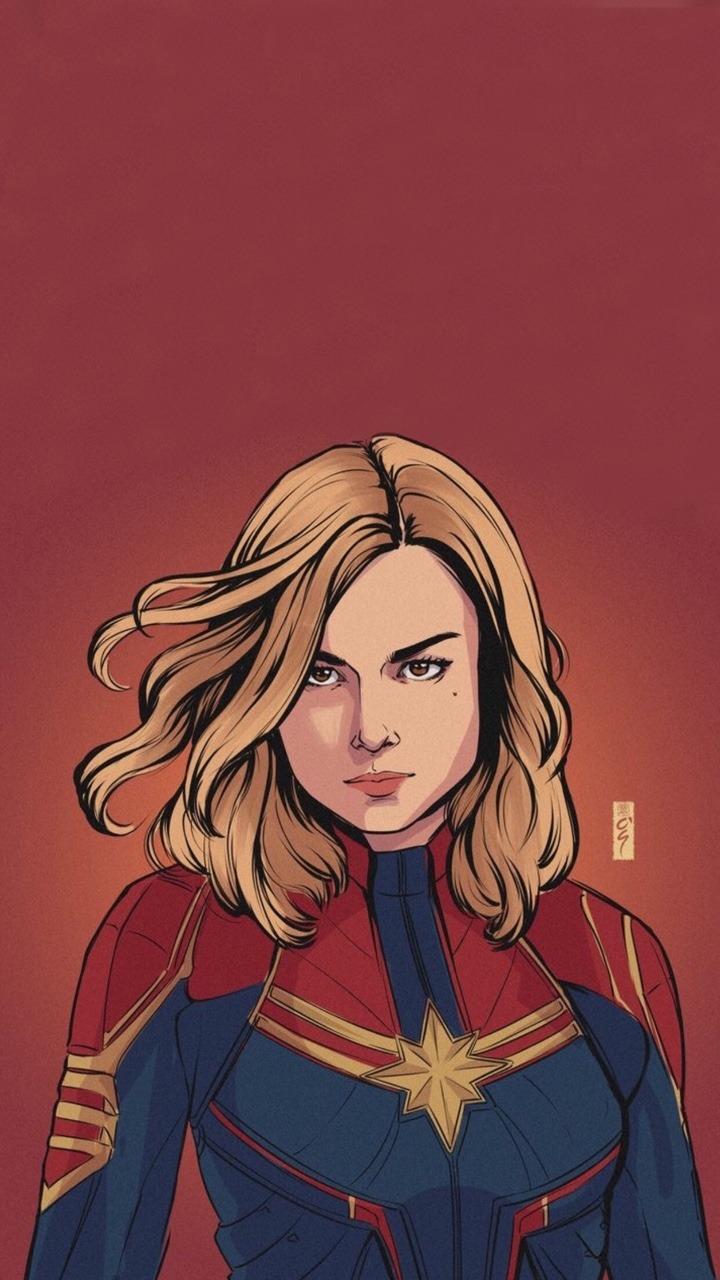 captain marvel on Tumblr