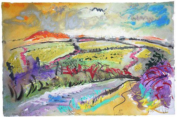 """""""Near St Ives"""" by Luke Piper"""