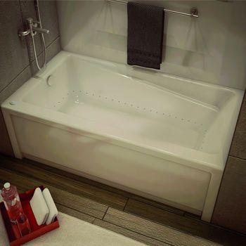 Wonderful Costco $1429.99   MAAX New Town Aerosens® Bathtub   Right Hand Drain