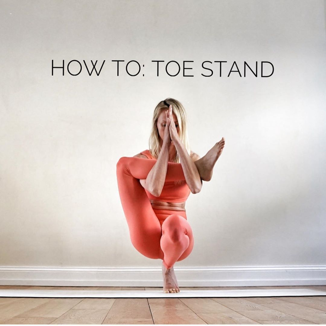 28++ Toe stand yoga pose ideas in 2021