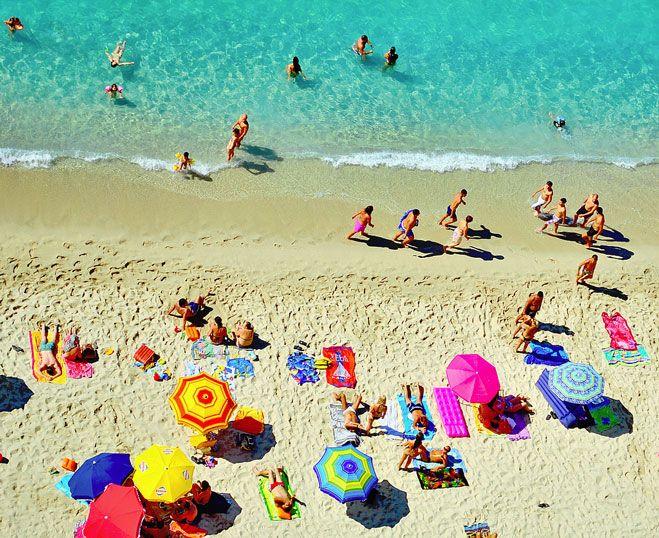 Dal Tirreno Allo Ionio Ecco Le 10 Spiagge Piu Belle Della