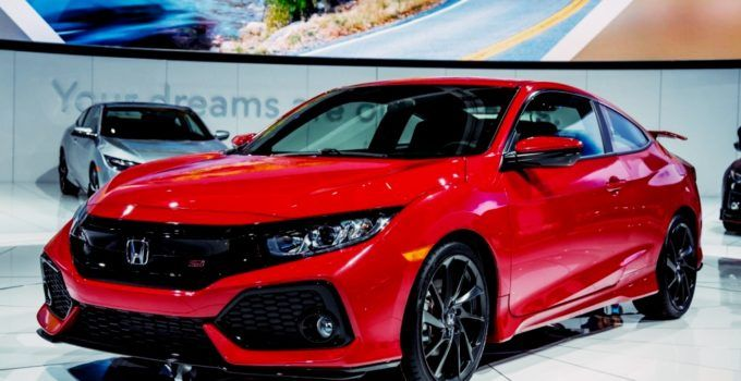 25+ Is there a honda civic si automatic inspirations