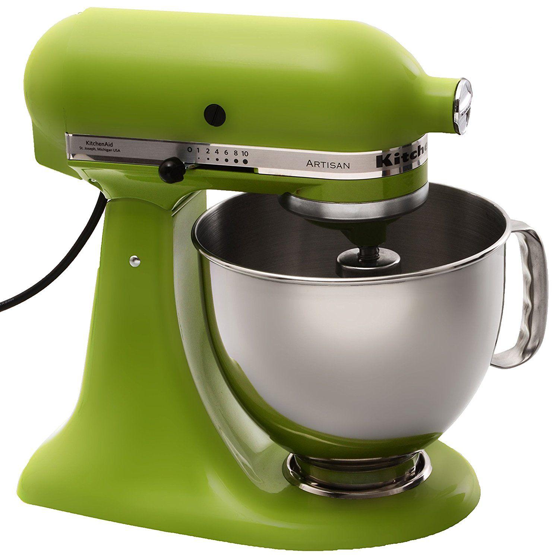 Macys Kitchen Aid Blender Green Apple