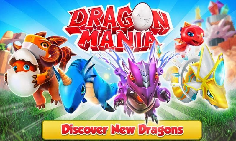 download apk mod dragon mania offline