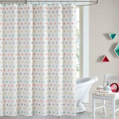 Chloe 72 Inch X 84 Inch Shower Curtain Kids Shower Curtain