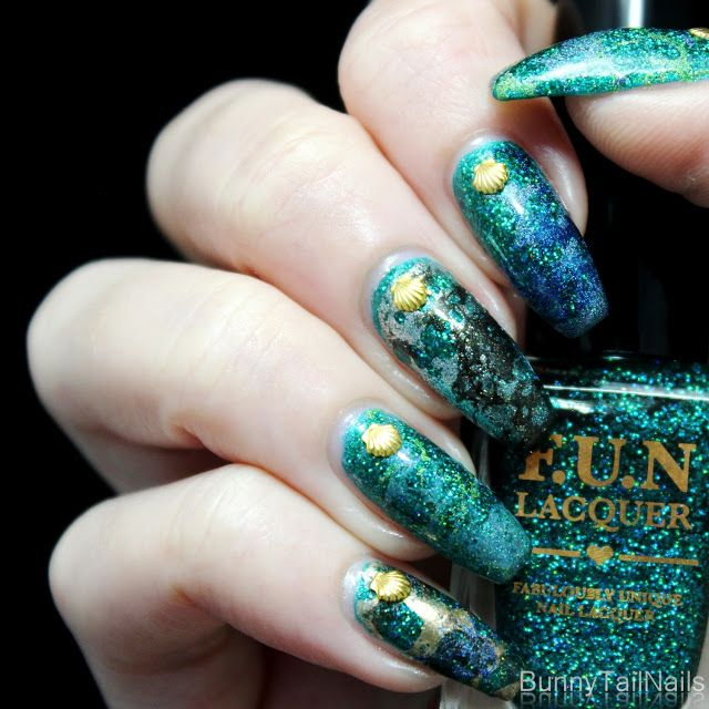 BunnyTailNails: You're in the (Algae) Army Now…