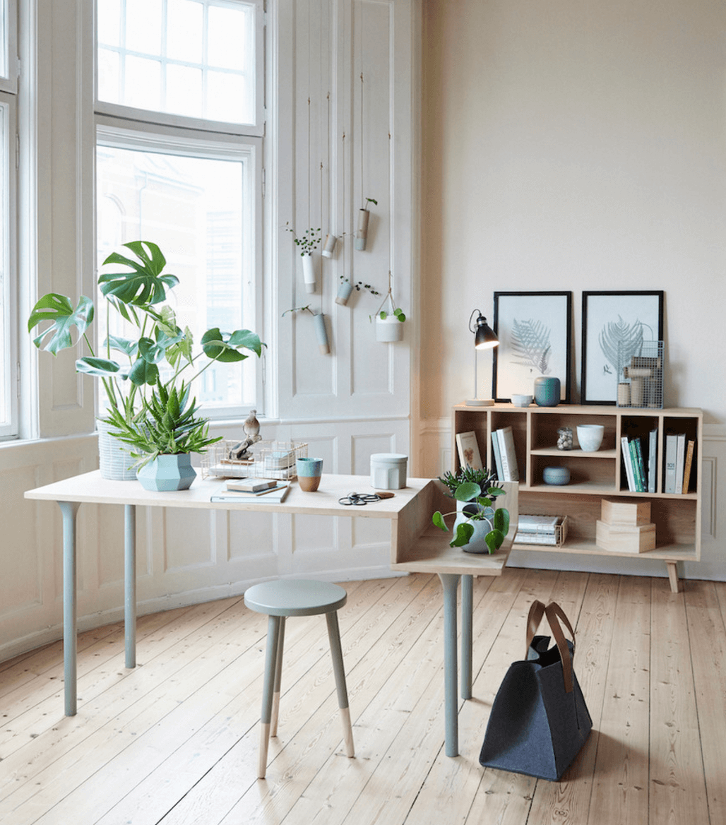 52 Stunningly Scandinavian Interior Designs  #interiordesign #design #scandinavian #modern #simplelivingspaces #bhhstxrealty