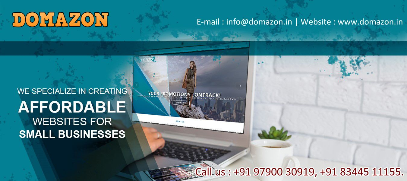 Affordable Websites For All Types Of Small Businesses Affordable Websites Types Of Small Business Website Development Company