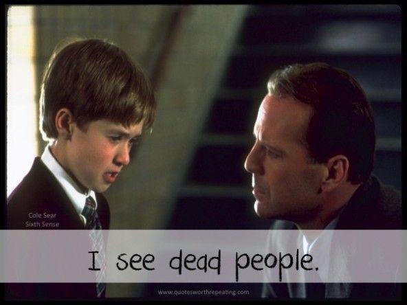 Cole Sear, The Sixth Sense