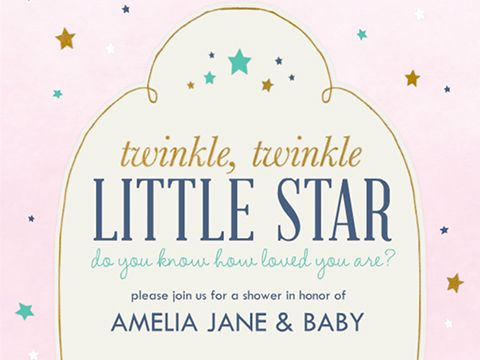 Twinkle Twinkle Baby Sprinkle  ScreenshotJpg  All Baby
