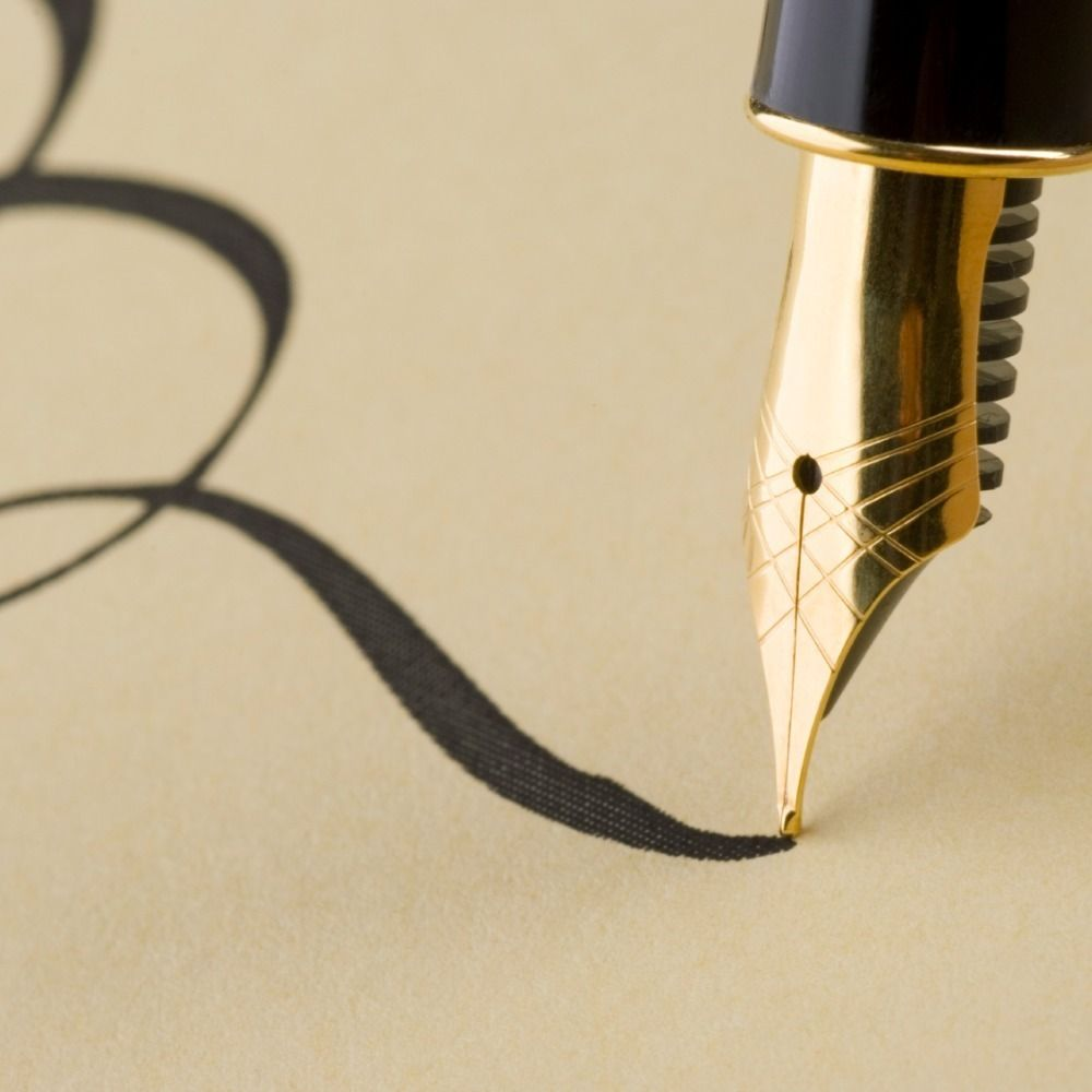 Paraphrasing 11 12 Whst 8 Learnist Beautiful Handwriting Gold Pen Learn Calligraphy Act Exam Language