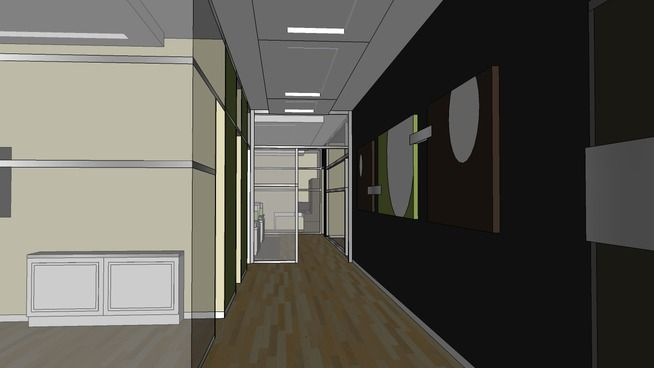 Officeinterior 3d warehouse