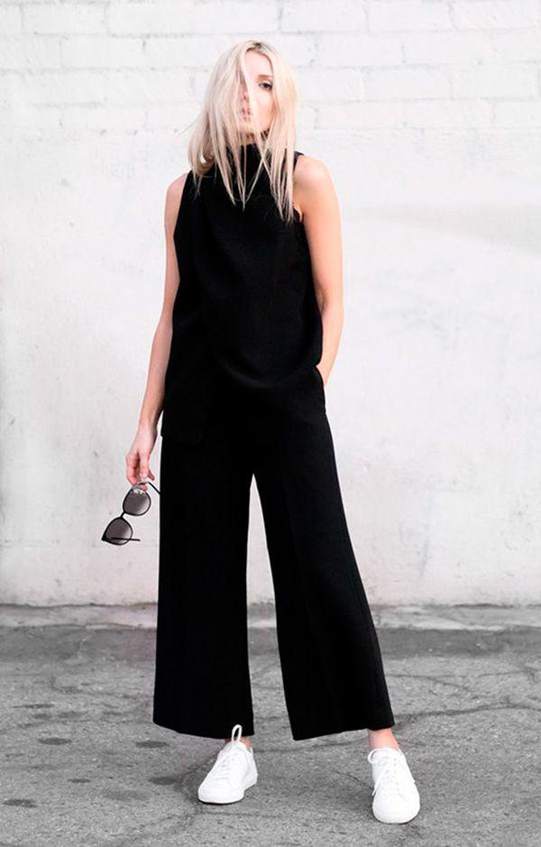 27ad6747ac314e 7 novas maneiras de usar macacão | style | Looks, Looks femininos e ...