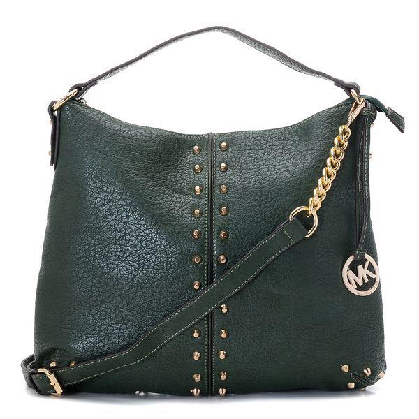33ddfa2ab9c9 Michael Kors Uptown Astor Large Shoulder Bag Hunter Green Leather Products  Description   Hunter green leather.   Golden hardware.   Shoulder strap.