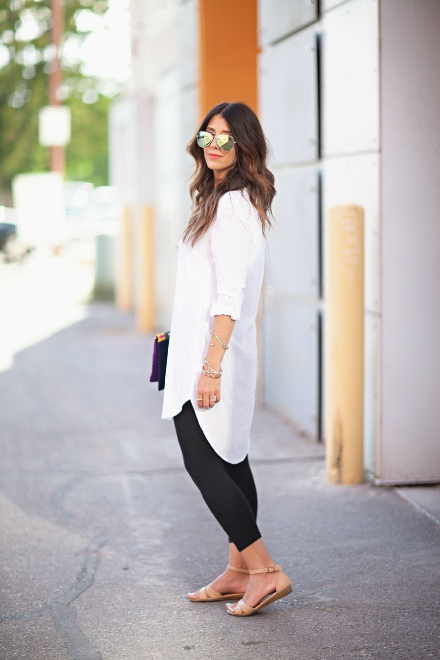 summer outfits with black leggings 50+ best outfits - country dresses