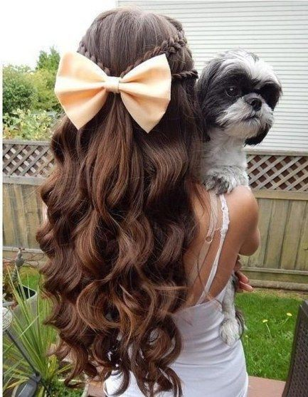 31 Gorgeous Half Up Half Down Hairstyles Page 3 Of 36 Emily Zoe