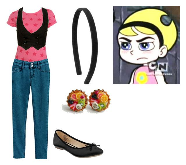 """""""Mandy Omar & Stretch Go Hollywood Airport/Hotel"""" by brainyxbat ❤ liked on Polyvore featuring Wet Seal and Old Navy"""