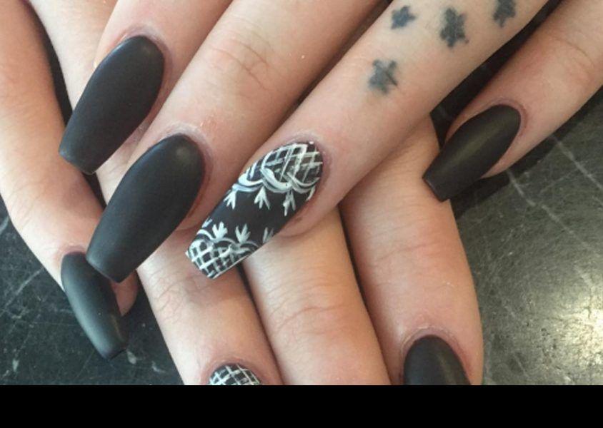 Ballerina | Nails | Pinterest | Shapes
