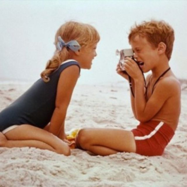 Adorable! young love