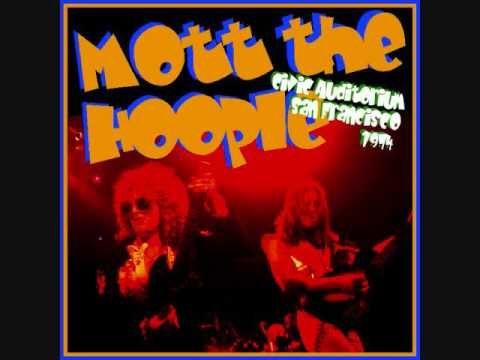 Mott The Hoople Live Bootleg Civic Auditorium San Francisco April 12 1974 1 Jupiter Intro American Pie 2 T Mott The Hoople Hoople All The Young Dudes