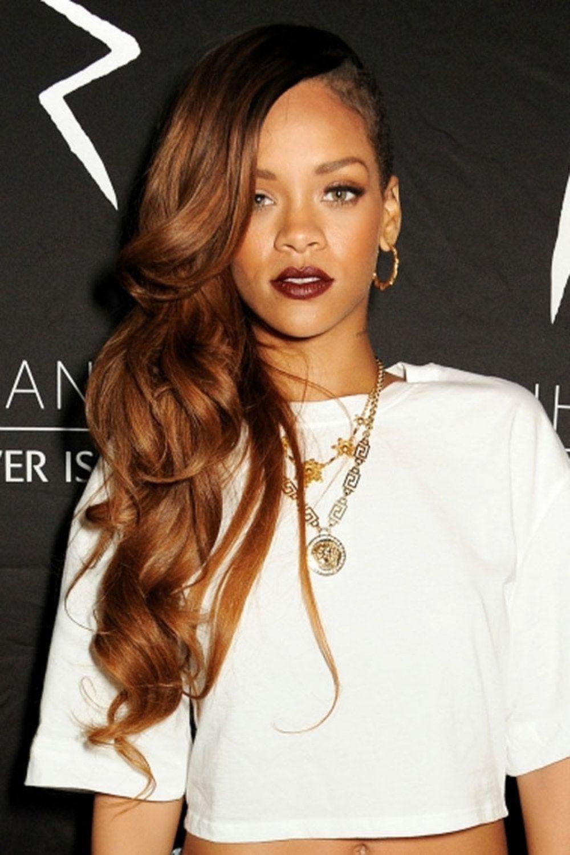 Rihanna Balayage Hair Google Mallia Pinterest