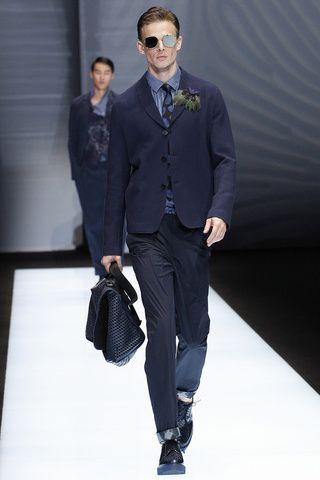 Emporio Armani SS17 Milan Fashion Show | Galería de fotos 17 de 88 | GQ MX