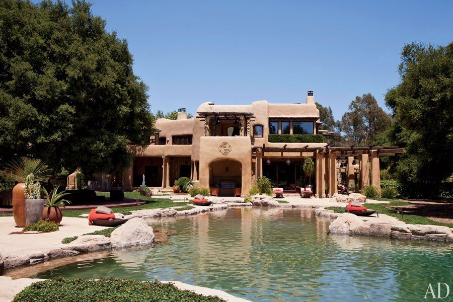 Will And Jada Pinkett Smith At Home In Malibu Celebrity Houses Malibu Homes Malibu Mansion