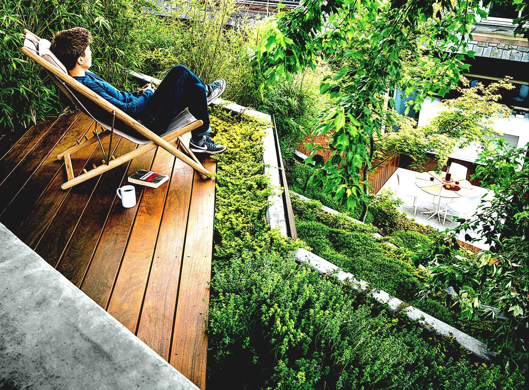 Landscape Ideas For Steep Backyard Hill The Garden ... on Steep Sloping Garden Ideas id=51213