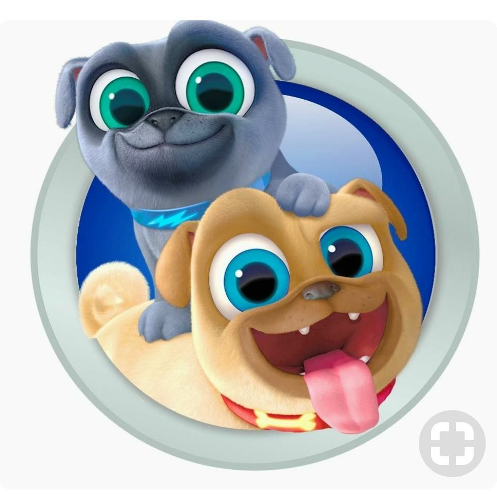 Puppy Dog Pals Clipart Puppy Birthday Parties Puppy Birthday Dogs And Puppies