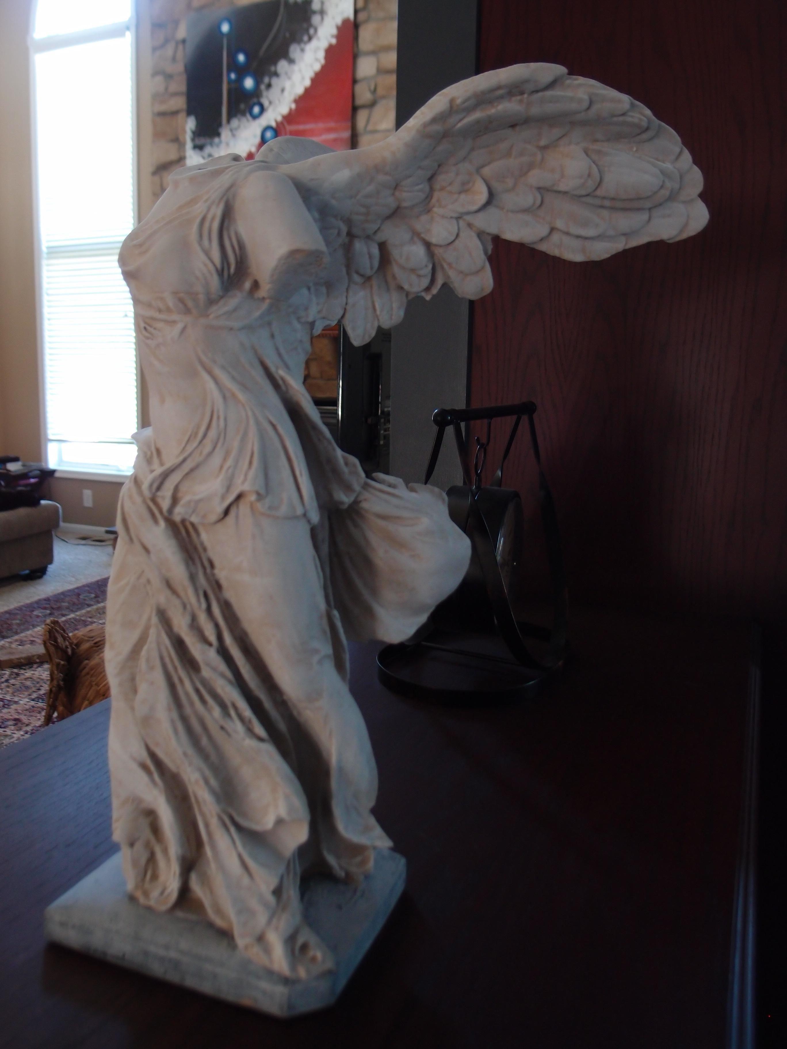 Imgur Winged victory, Prints, Wings