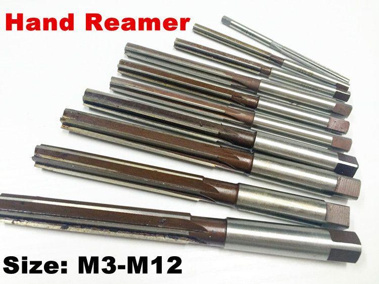 50mm 16mm Hand reamer 10mm
