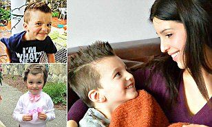 Parents of five-year-old transgender boy Jacob Lemay share their sons transition story | Daily