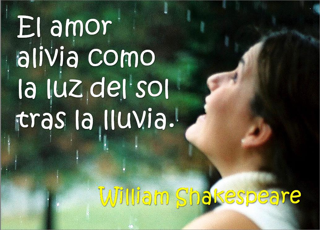 Frase De Amor De William Shakespeare Citas Y Ideas