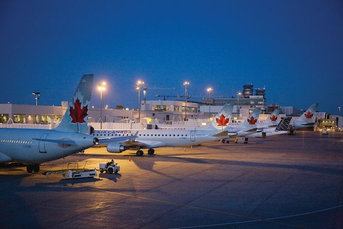 """Blog post: """"We chatted with Stefano Mastrantonio (Manager Group, Meeting and Convention Sales) at Air Canada about one of their proudest — but perhaps lesser famous — offerings: how the airline works with groups and conventions."""""""