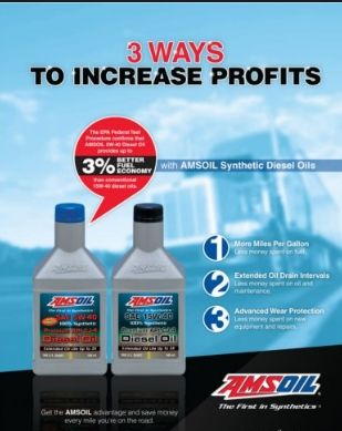 3 Ways To Increase Your Profits With Amsoil Contact Dave For