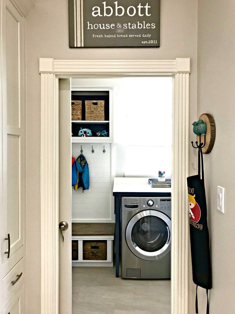 3 Diy Laundry Room Makeover Ideas For A New Look Diy Laundry