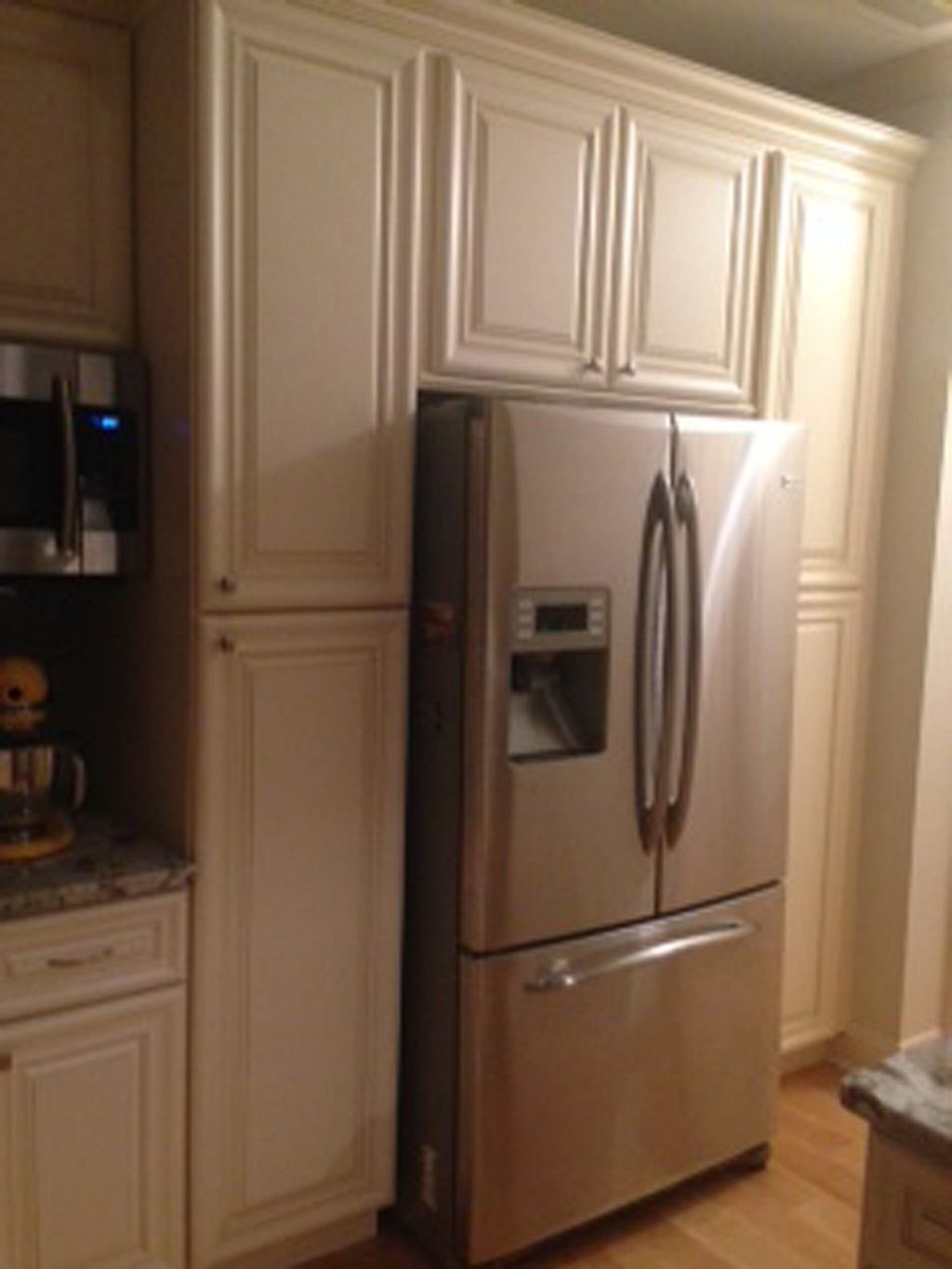 Built In Kitchen Pantry Around Refrigerator 61 Pantry Cabinet Discount Kitchen Cabinets Beautiful Kitchen Cabinets