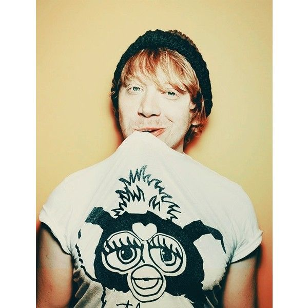 Rupert Grint ❤ liked on Polyvore