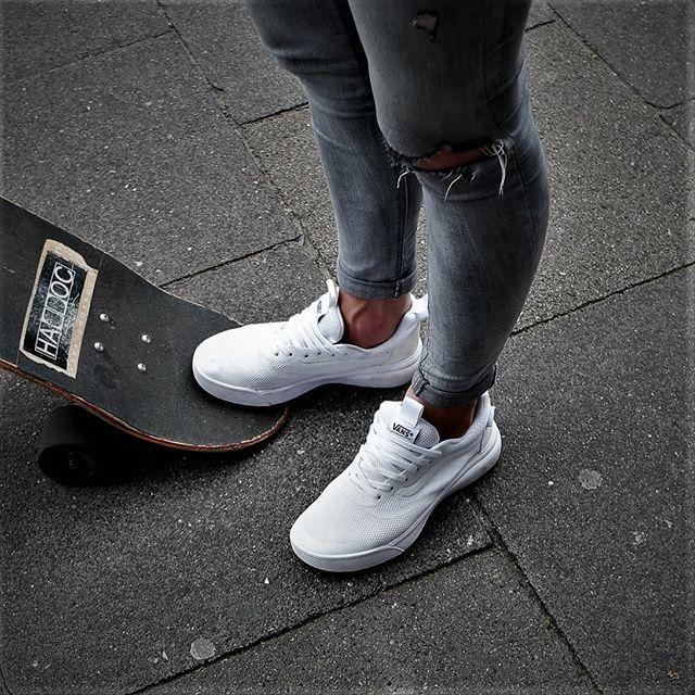La skate shoes du moment : La Vans #UltraRange !!!!! Elle ...