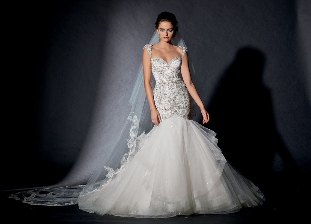 Amalia Carrara Collection Style 334 now available at Sposa Mia ...
