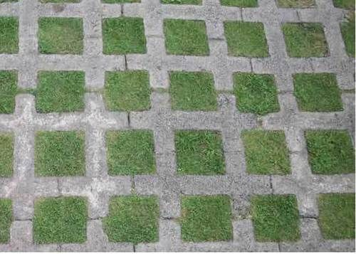 home depot grass block- permeable pavers - tileco inc., 11.5 in. x