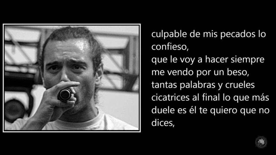 Sharif Triste Cancion De Amor Frases De Rap Frases De