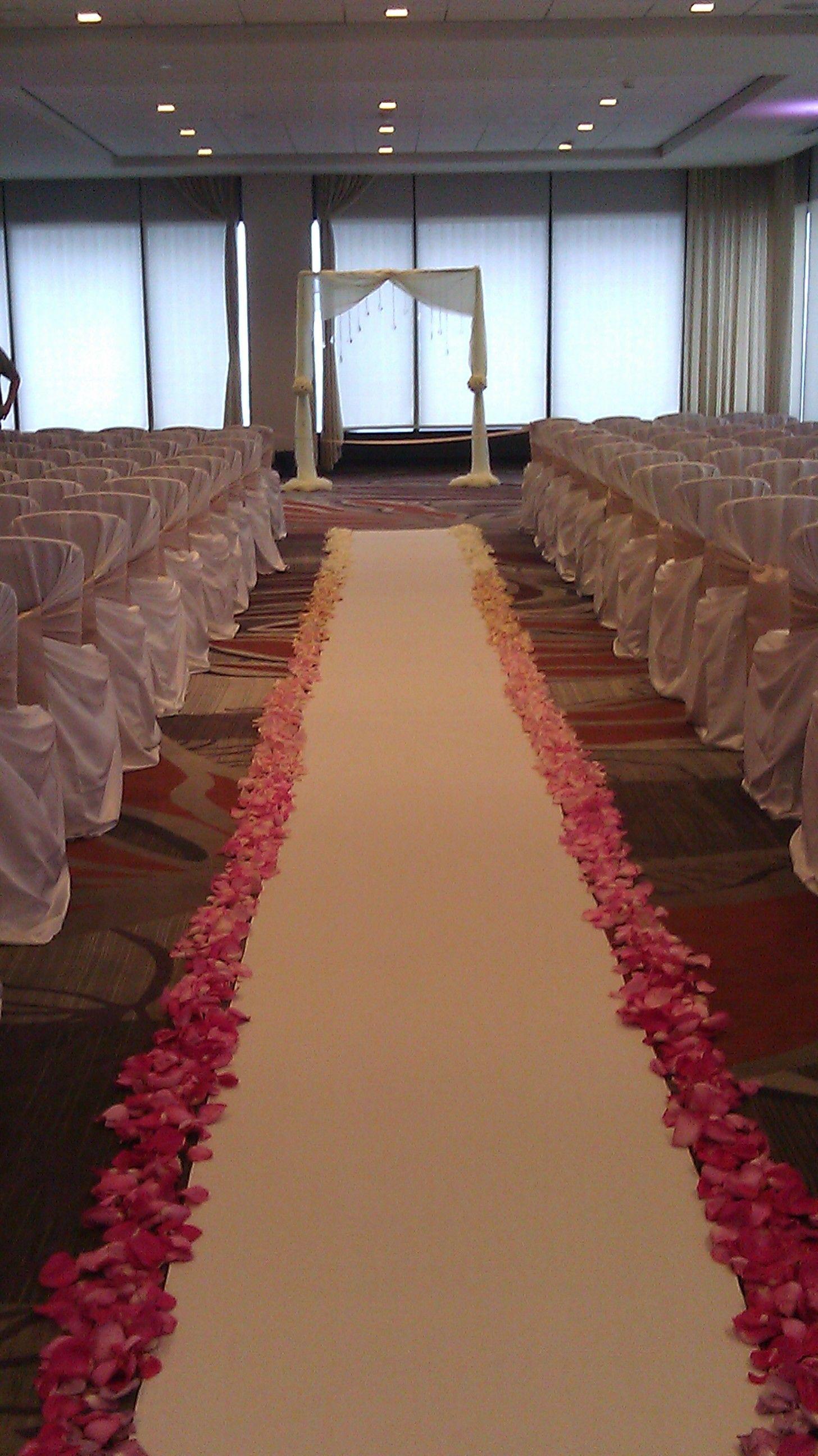Real Wedding Grand Hyatt Denver Weddings Ombre