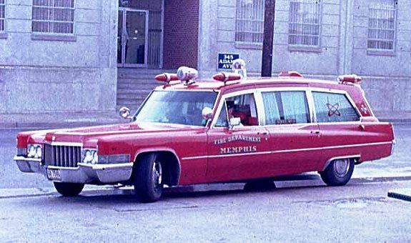 Cadillac Of Memphis >> Pin On Vintage Fire Engines
