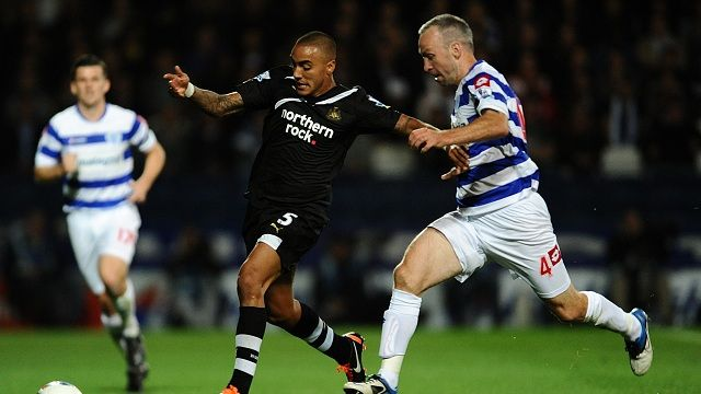 QPR 0 - 0 Newcastle