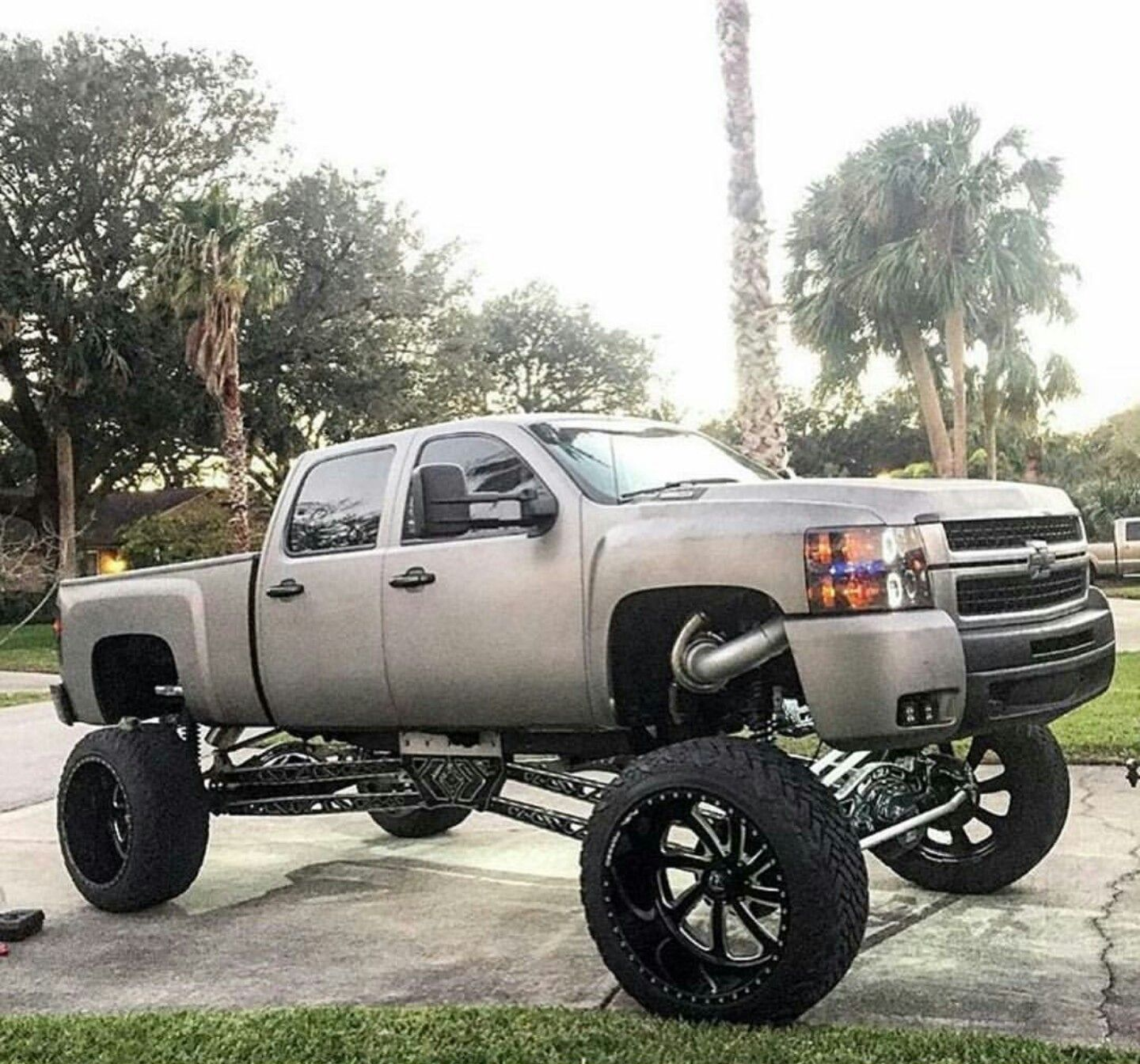 Lifted Chevy 2500 Duramax   www.pixshark.com - Images ...