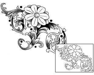 Show details for Decorative Tattoo LRF-00030